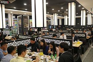 Gaon tin tưởng sử dụng dịch vụ xin giấy phép vệ sinh an toàn thực phẩm của Siglaw
