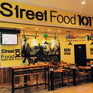 Siglaw đồng hành cùng Công ty T.O.K Việt Nam trong quá trình thành lập Nhà hàng Street Food 101