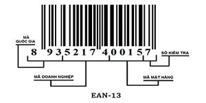 Thủ tục thực hiện đăng ký mã số, mã vạch
