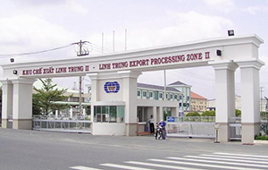 Quy trình thành lập công ty có vốn đầu tư nước ngoài trong khu chế xuất.