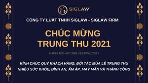 Chúc mừng Trung thu 2021