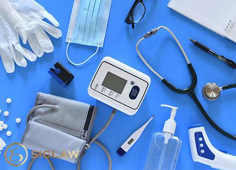 Dịch vụ xin cấp phép nhập khẩu trang thiết bị y tế