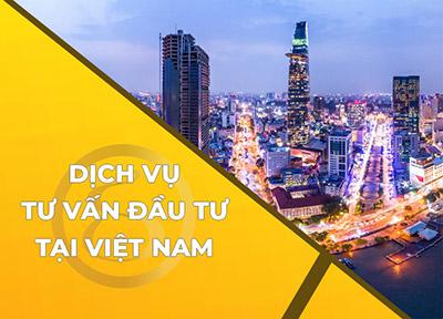 Dịch vụ tư vấn đầu tư FDI tại Việt Nam