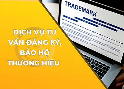 Dịch vụ tư vấn, đăng ký bảo hộ thương hiệu