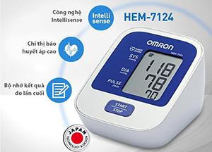 Máy đo huyết áp tự động