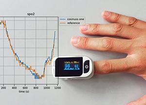 Máy đo độ bão hòa oxy máu (SpO2)