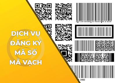 Dịch vụ tư vấn đăng ký mã số, mã vạch
