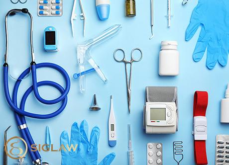 Dịch vụ Phân loại trang thiết bị y tế