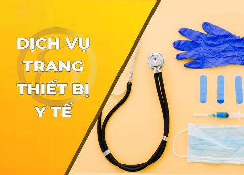 Dịch vụ giấy phép trang thiết bị y tế