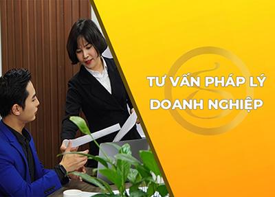 Dịch vụ tư vấn pháp lý doanh nghiệp